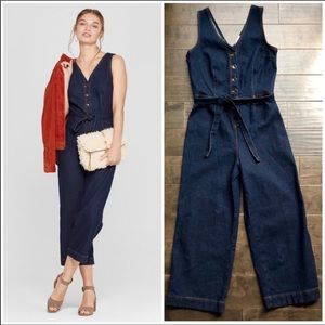Universal Thread Denim Jumpsuit 10